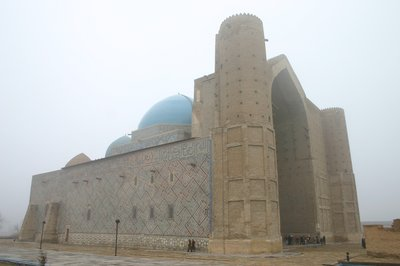 Yasaui Mausoleum, Turkistan