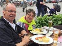 IMG_2048Great Lunch in Frankfurt Plaza