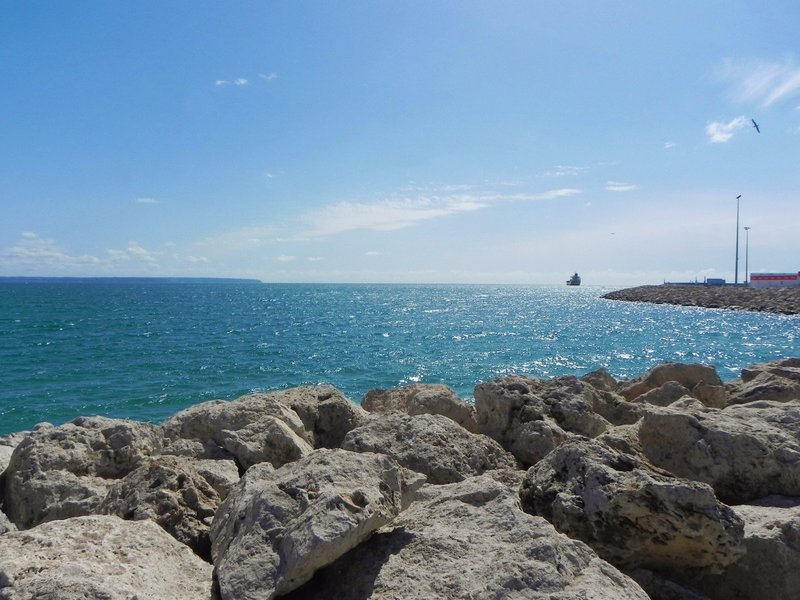 Sparkling Ocean, Palma