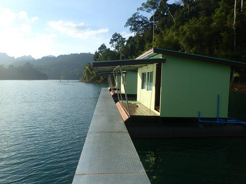 Smiley Lake House