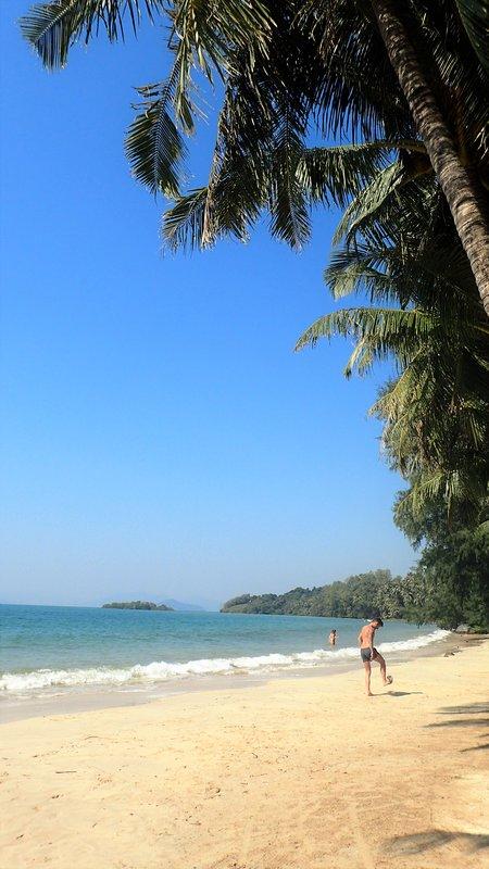 Ao Suan Yai beach, Koh Mak