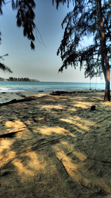 Laem Son beach, Koh Mak