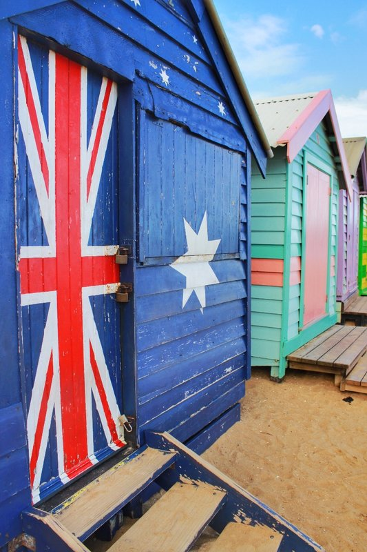 Brighton Bathing Huts