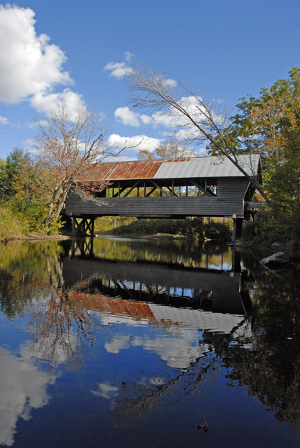 Bump Bridge New Hampshire