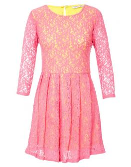Pink Dress Online India - Buy Pink Dress Online in India at Stalkbuylove.com