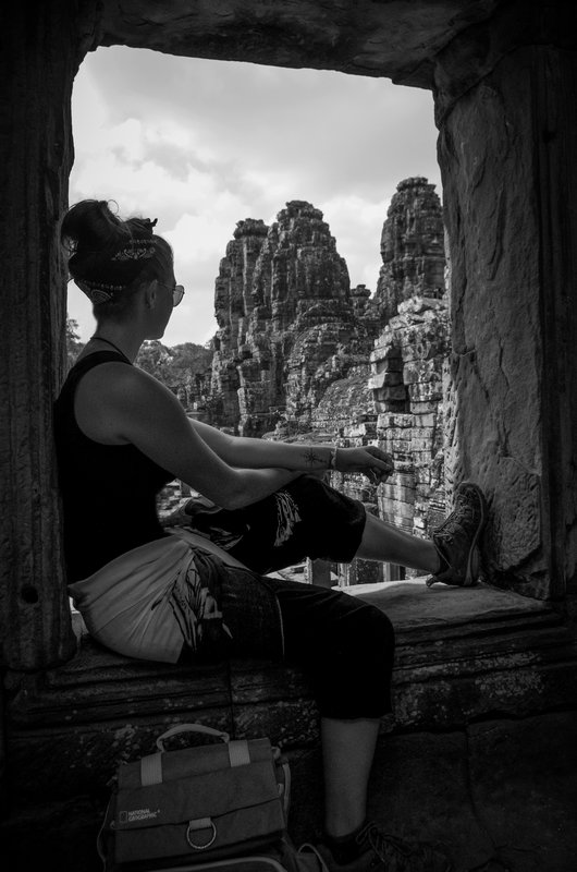 Observing Bayon