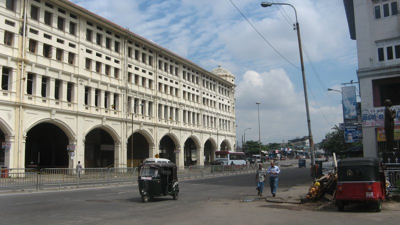 Fort district, Colombo