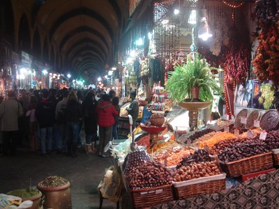 Spice market. Istanbul.