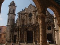 Catedral de La Habana-Havana Cathedral
