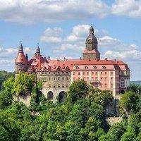 Castle Ksiaz, Poland