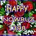 Happy Nowruz 1398