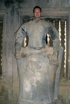 Angkor Wat - Me Being Insensitive
