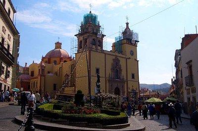 Guanajuato - Plaza de La Paz 2