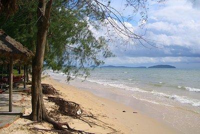Sihanoukville - Otres Beach