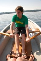 michael rowing