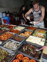 Food plentiful