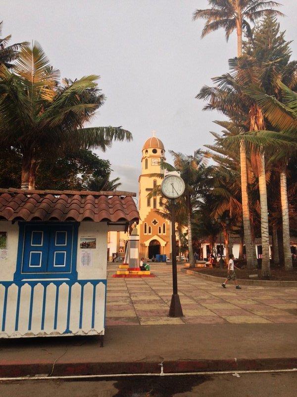 Place centrale de Salento
