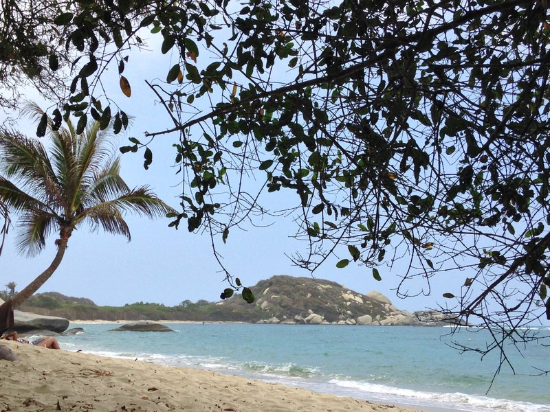 Aranilla beach