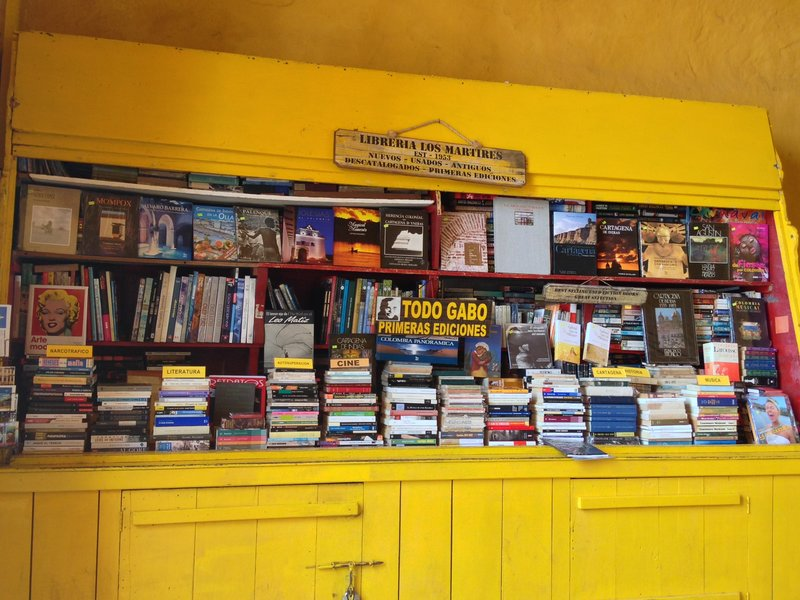 Improbable librairie