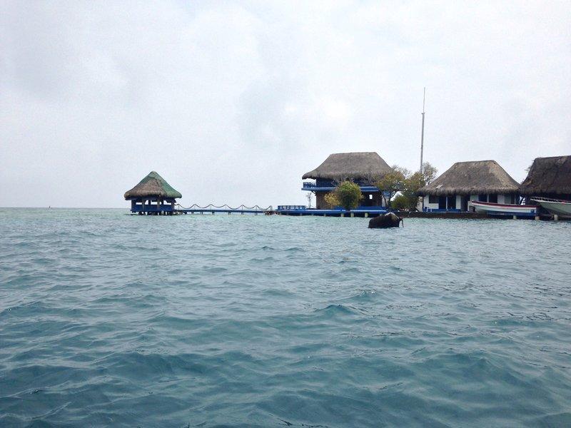 Shakira's island?