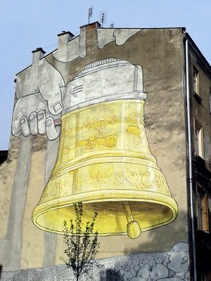 Krakow - Street Art