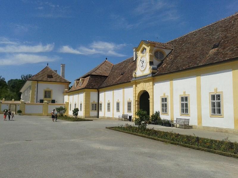 Schloss Hof - Meierhof