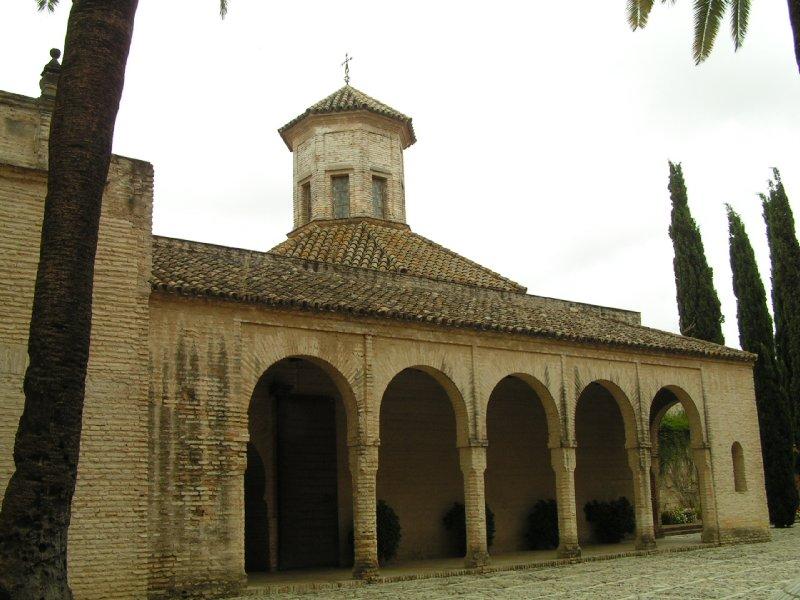 Jerez de la Frontera - Mosque at the Alcazar