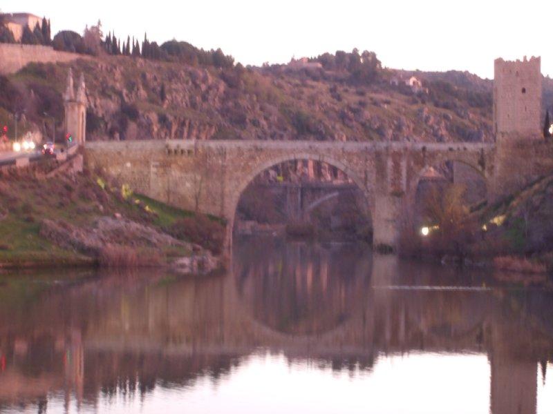 Toledo - Bridge of the Rio Tajo