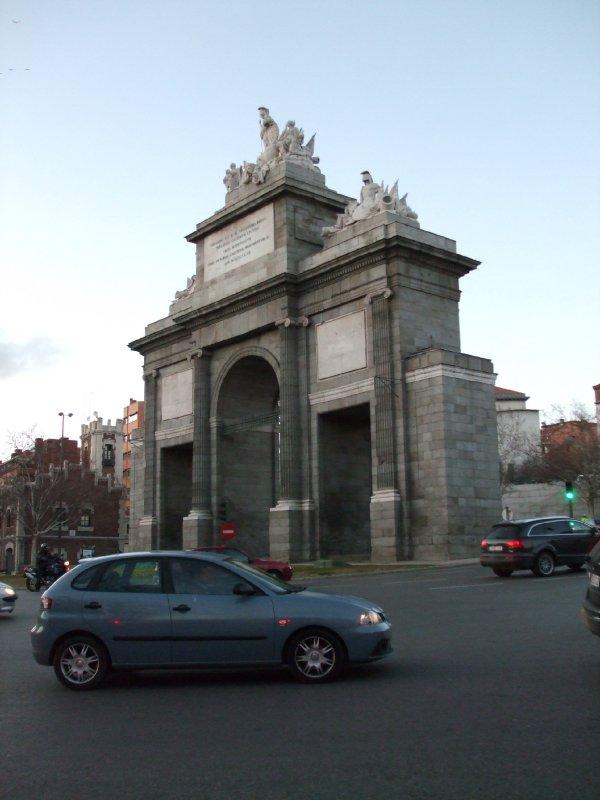 Madrid - Puerta de Toledo