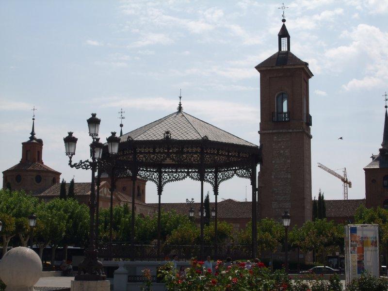 Alcalá de Henares - Plaza de Cervantes