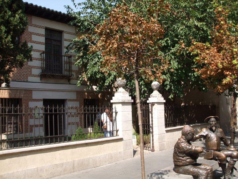 Alcalá de Henares, Cervantes birthplace