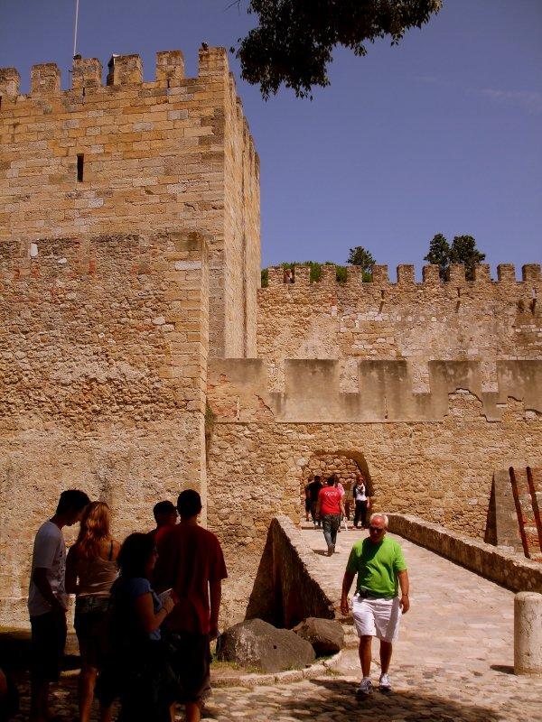 Lisbon - Castelo Sao Jorge