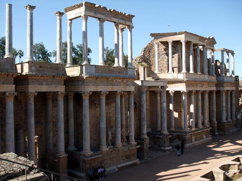 Merida, Roman Theater