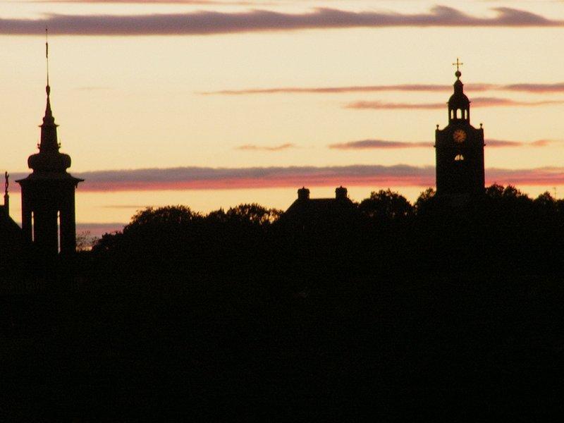 Stockholm, sunset II