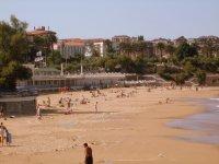 Santander, Playa de Sardinero
