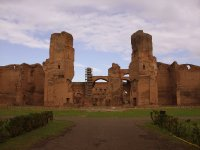 Rome, Terms of Caracalla