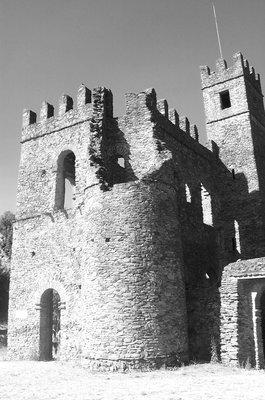 Castle in Gonder