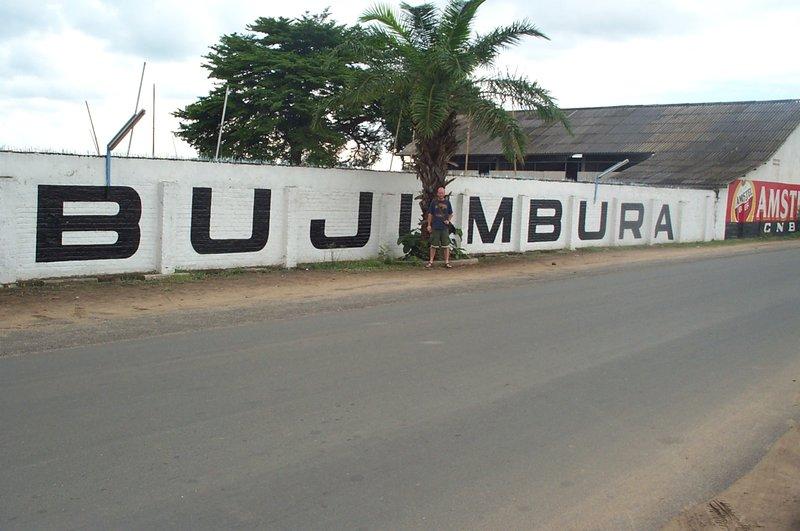 Me in Bujumbura