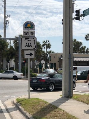 A1A This Way!