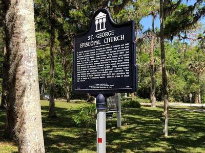 St George Church Marker