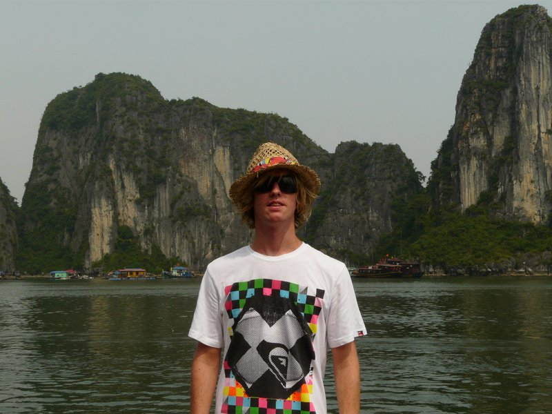 Hangin In Halong