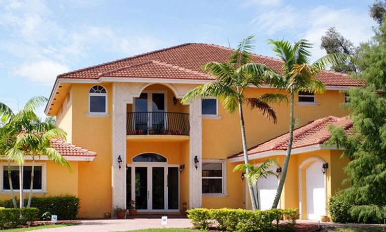 Beautiful Exterior home design