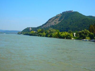 Burg Visegrad mit Salomonturm
