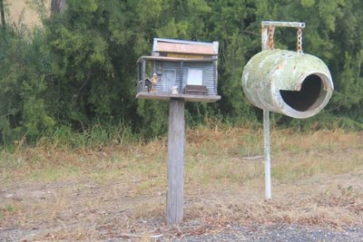 Every farm has a special letter box