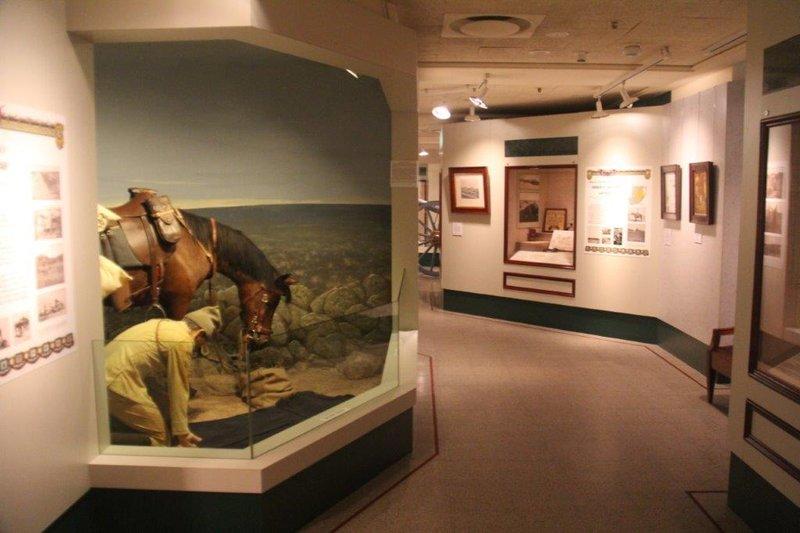 Biggest exhibit on the Boer War I've ever seen