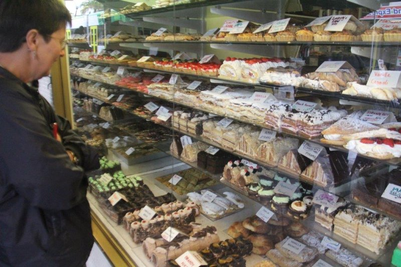 Famous cake shops in St Kilda