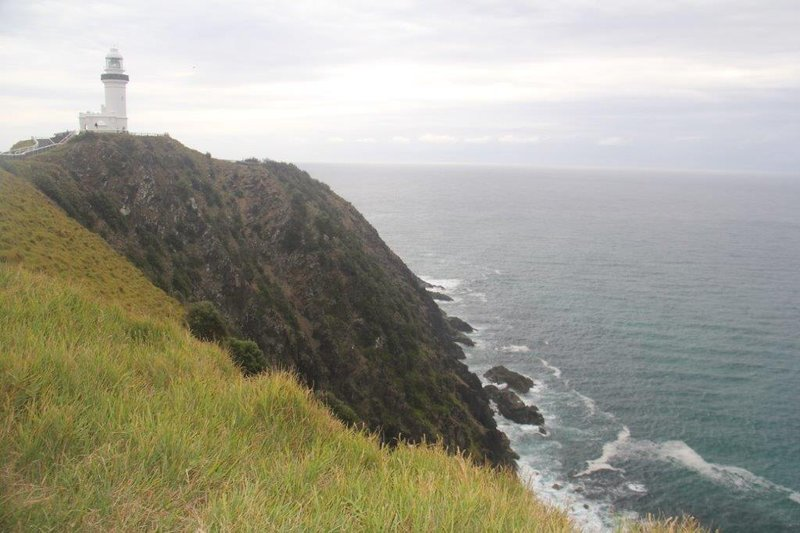Lighthouse at easterly point