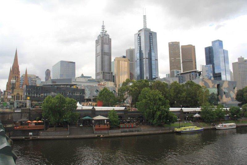 Melbourne the vibrant