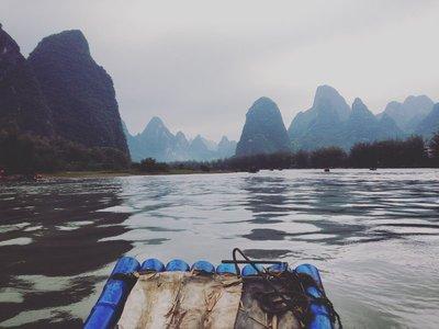 Li River bamboo