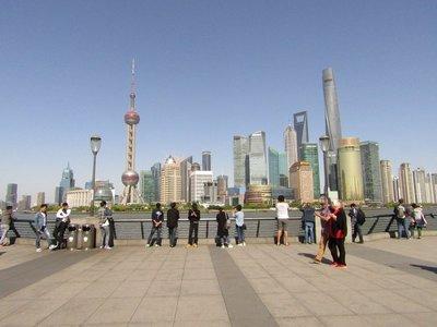 Shanghai skyline✌🏼️